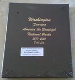 Dansco Album #7148- National Park Quarters 2010-2021 Date Set