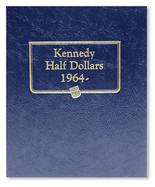 Whitman Album #9127 - Kennedy Half Dollars 1964-2002