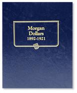 Whitman Album #9129 - Morgan Dollars Vol.II 1892-1921