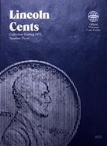 Whitman Folder- Lincoln Cents #3 1975-2013