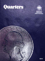 Whitman Folder- Quarters- Plain