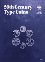 Whitman Folder- 20th Century Type Coins