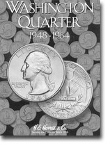 H.E. Harris Folder: Washington Quarters #2 1948-1964