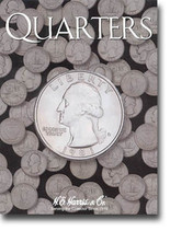 H.E. Harris Folder: Quarters - Plain