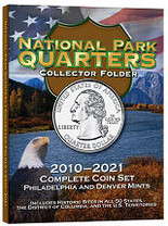 H.E. Harris Folder: National Park Quarters P&D 2010-2021