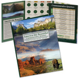 Littleton Color Folder: National Park Quarters Date Set -2010-2021-Deluxe