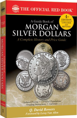The Official Red Book -Guide Book of Morgan Silver Dollars- 4th Edition