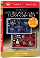 The Official Red Book - Guide Book of Modern United States Proof Coin Sets -2nd Edition
