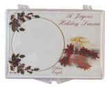 Marcus Snaplock for Silver Eagle - Happy Holidays Ribbon and Bells