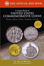The Official Red Book-Guide Book of United States Commemorative Coins