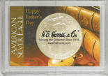 "Frosted 2"" x 3"" Case for American Silver Eagle Dollars: Happy Fathers Day!"