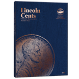 Whitman Folder- Lincoln Cents #4 Starting 2014