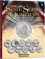 Whitman Folder- State Series Quarters with Territories-1999-2009-Foam