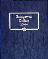 Whitman Album #2234 - Sacagawea Dollars 2000-2009