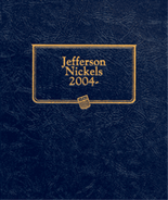 Whitman Album #1973 - Jefferson Nickels 2004-Date