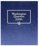Whitman Album #2642 - Washington Quarters 2009-Date