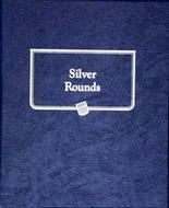 Whitman Album #9150 - Silver Rounds