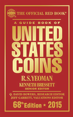 Red Book Price Guide of United States Coins - 2015 Edition-Hardcover