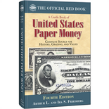 The Official Red Book-Guide Book of United States Paper Money-4th Edition