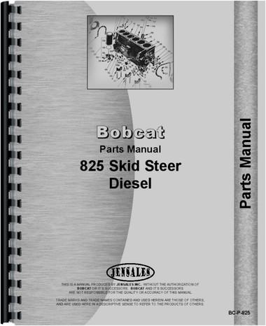 bobcat 825 skid steer loader parts manual. Black Bedroom Furniture Sets. Home Design Ideas