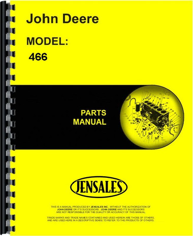 john deere gator parts manual pdf