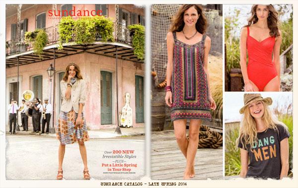 Sundance Catalog-Late Spring-2014