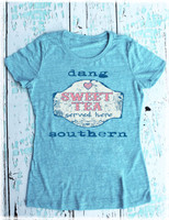 Dang Southern short sleeve tee by Dang Chicks
