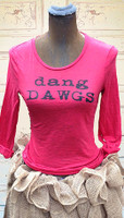 Dang Dawgs - Long Sleeve - Limited Edition Small and Medium Only
