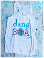 Dang 30A Tank Top by Dang Chicks