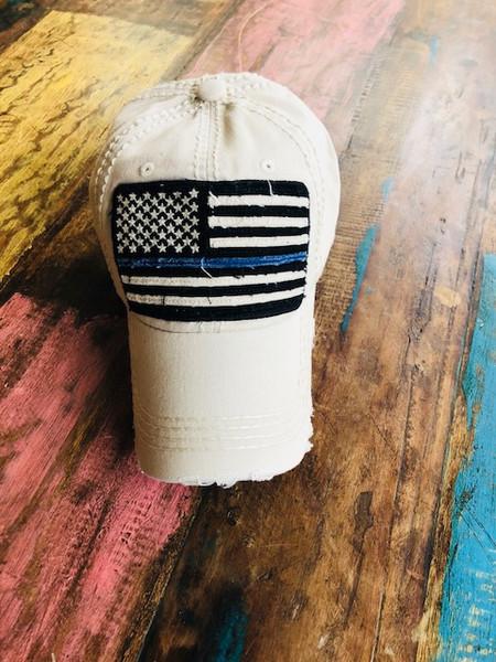 Dang Hero hat supporting fallen hero's.