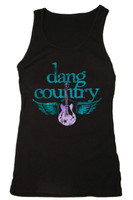Dang Country tank top - Dang Chicks