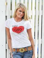 Dang GNO - Short Sleeve White