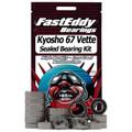 Kyosho 67 Vette Sealed Bearing Kit