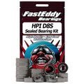 HPI D8S Sealed Bearing Kit