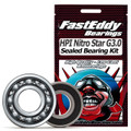 HPI Nitro Star G3.0 Sealed Bearing Kit