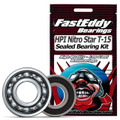HPI Nitro Star T-15 Pullstart .15 Sealed Bearing Kit