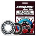 OS FXI .46 Sealed Bearing Kit