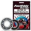 OS FSR .91 Sealed Bearing Kit