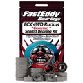 ECX 1/10 4WD Ruckus Ceramic Rubber Sealed Bearing Kit