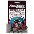 ECX 1/10 4WD Circuit Ceramic Rubber Sealed Bearing Kit