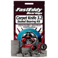 Calandra Racing Concepts Carpet Knife 3.2 Sealed Bearing Kit