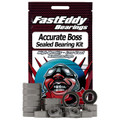 Accurate Boss Single Speed Spool Fishing Reel Rubber Sealed Bearing Kit