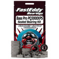 Bass Pro PQ3000XPS Baitcaster Fishing Reel Rubber Sealed Bearing Kit