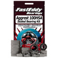 Daiwa Aggrest 100HSA Baitcaster Fishing Reel Rubber Sealed Bearing Kit
