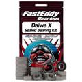 Daiwa X Baitcaster Fishing Reel Rubber Sealed Bearing Kit