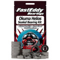 Okuma Helios Centerpin Reel Rubber Sealed Bearing Kit