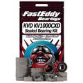 KVD KV1000CXD Baitcaster Fishing Reel Rubber Sealed Bearing Kit