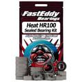 Quantum Heat HR100 Baitcaster Fishing Reel Rubber Sealed Bearing Kit