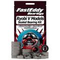 Ryobi V Models Baitcaster Fishing Reel Rubber Sealed Bearing Kit