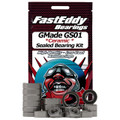 GMade GS01 Sawback Ceramic Rubber Sealed Bearing Kit